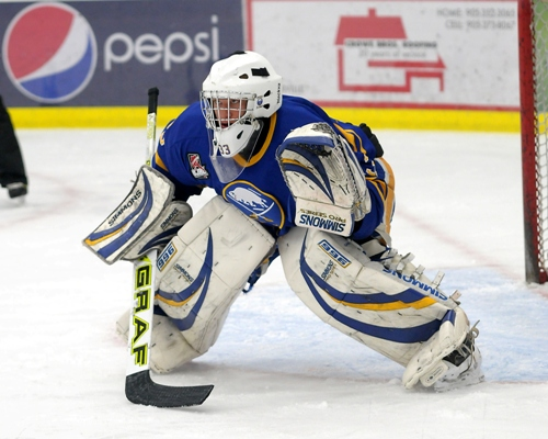 Parker Gahagen (BUF) - Goalie November